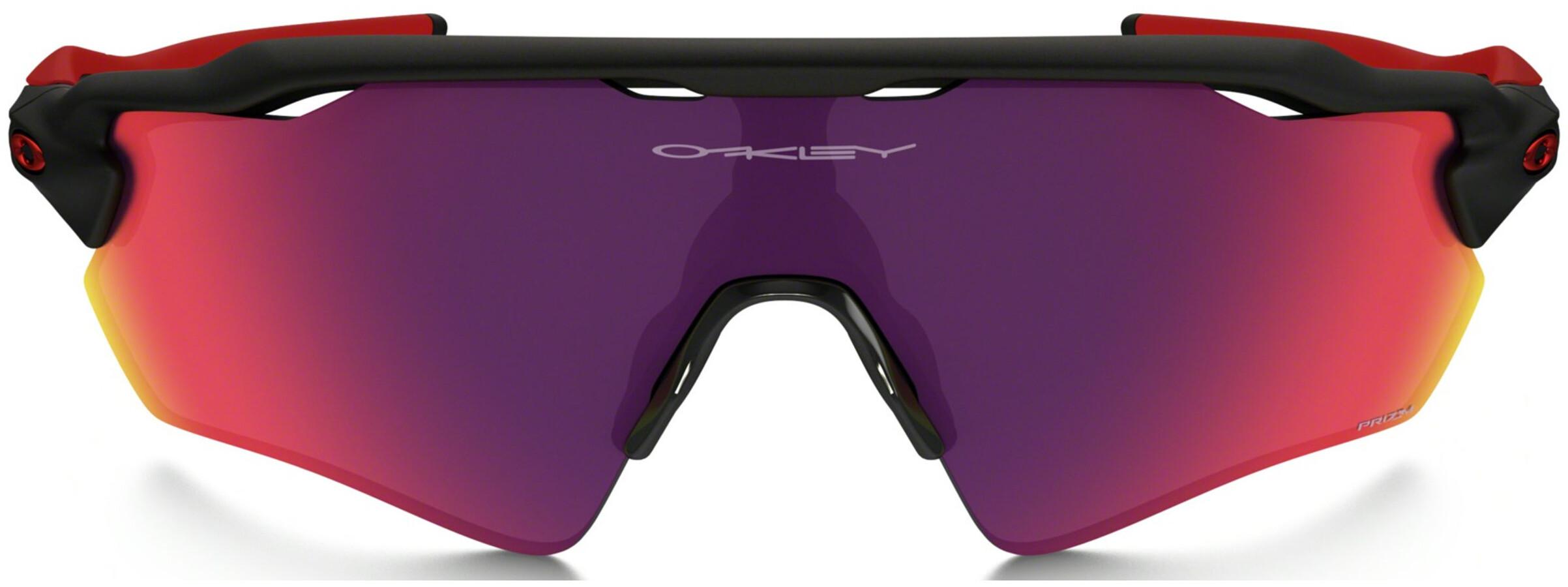 e6b79c395e Oakley Radar EV XS Path - Gafas ciclismo - rojo/negro | Bikester.es
